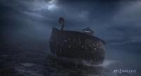 Упс... Ной уплыл!