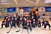 Юные хоккеисты из Глазова стали вторыми в региональном этапе турнира «Золотая шайба»