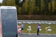 100 фото в минуту: в Удмуртии прошли первые соревнования для биатлонистов-любителей