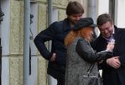 Шопинг Аллы Борисовны в день рождения ее малышей