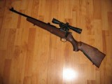 У жителя Глазовского района была изъята самодельная винтовка
