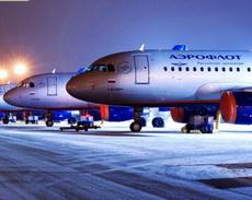 Sukhoi Superjet, летевший из Москвы в Ижевск, вынужденно сел в Нижнекамске