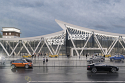 Строительство нового терминала в ижевском аэропорту планируют начать в 2022 году
