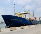 Российское судно застряло во льдах Антарктики