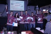 Состоялся Шестой открытый чемпионат Ижевска по спортивному «Что? Где? Когда?»