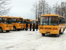12 сельских школ Удмуртии получили новые автобусы