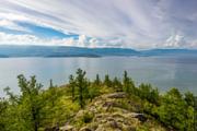 В районе Байкала произошло землетрясение магнитудой почти 6 балов