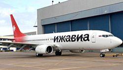 Первый Boeing 737-800 авиакомпании «Ижавиа» получил национальную ливрею