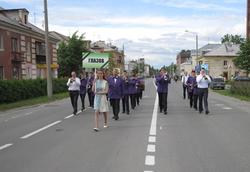 Духовой оркестр «Бревис» стал лауреатом конкурса «Новоуральские фанфары-2017»