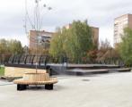 В Ижевске завершилась реконструкция Центральной площади