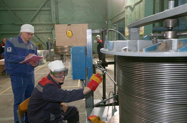 ЧМЗ и ТВЭЛ будут сотрудничать с Hermith GmbH  в развитии титанового производства