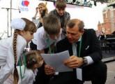 Самого читающего школьника России наградили в Москве
