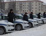 Сотрудники ГИБДД Удмуртии получили 24 новых автомобиля