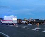 На объездной Ижевска в ДТП погибли два человека
