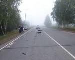 Такси в Ижевске переехало двух спящих на дороге грузчиков