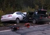 Страшное ДТП в Удмуртии унесло жизни двух человек, пять человек пострадали