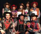 Театр костюма «De.light» вернулся с наградами с фестиваля «Этномода»