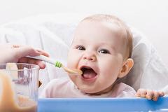 Детское питание и его плюсы