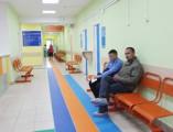 В Глазове обновили Детскую поликлинику