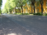 В Глазове приняли очередные дороги