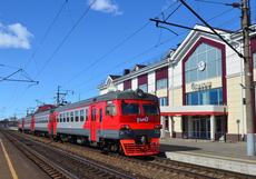 Изменение расписания пригородного поезда сообщением Киров - Яр