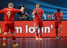 Воспитанники МФК «Прогресс» успешно стартовали на Евро-2014