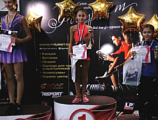 Юная фигуристка из Глазова успешно выступила в Татарстане