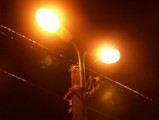 На двух глазовских улицах будет установлено наружное освещение