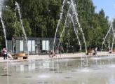 В Ижевске на время отключат светомузыкальный фонтан