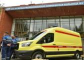 Первый реанимобиль поступил в РКБ в Ижевске
