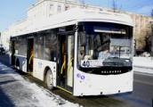 В Ижевске испытывают газомоторный автобус