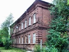 Дом по адресу Глазовская, 40 включен в перечень выявленных объектов культурного наследия