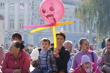 Тема Дня города – «Мой адрес – Глазов.ru»