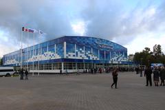 Хоккейный клуб «Прогресс» проведет первые домашние матчи без зрителей