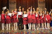 Хоровая детская школа из Глазова добилась победы на международном фестивале
