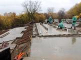 Глава города проинспектировал ход работ по реконструкции горсада