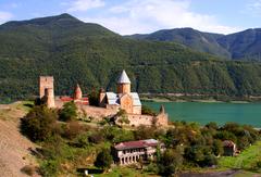 2018 год назвали рекордным для туризма Грузии