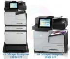 HP представила новые МФУ для офисов