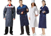 Рабочие халаты – незаменимый атрибут спецодежды