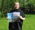Преподавательница детской художественной школы стала призером международного проекта