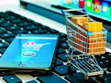 Оборот рынка электронной торговли в России вырос в 1,5 раза