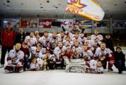 Хоккеисты «Ижстали» завоевали Кубок Федора Тютина