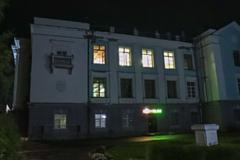 В КЦ «Россия» в Глазове произошло задымление