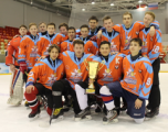 Глазовские хоккеисты стали лучшими на турнире имени Калашникова