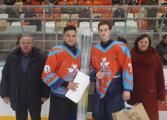 Глазовские хоккеисты выиграли один из этапов турнира Калашникова