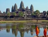 Число туристов в Камбодже выросло на 5%