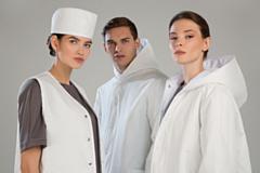 Модная одежда для врачей