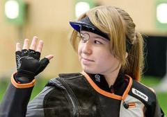 Спортсменка из Удмуртии выиграла чемпионат России по стрельбе