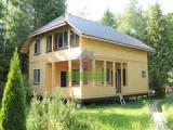 Каркасные жилые дома по канадской технологии