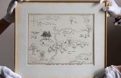 Иллюстрацию из «Винни-Пуха» продали за 570 тысяч долларов